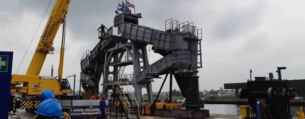 الموافقة المسبقة عن علم: أحواض بناء السفن دامن