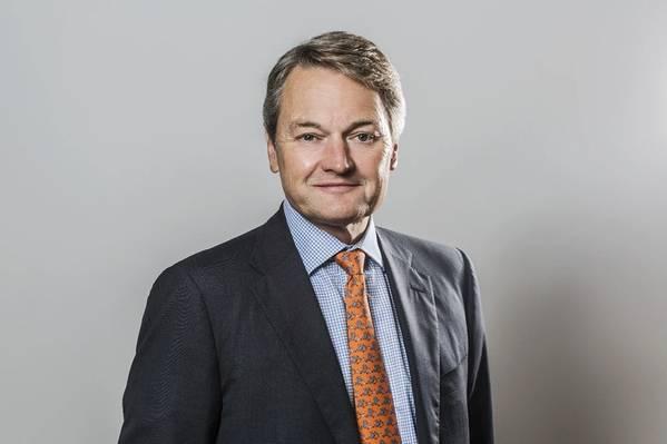 جينز إسمار، الرئيس التنفيذي. الصورة: الغربية السائبة