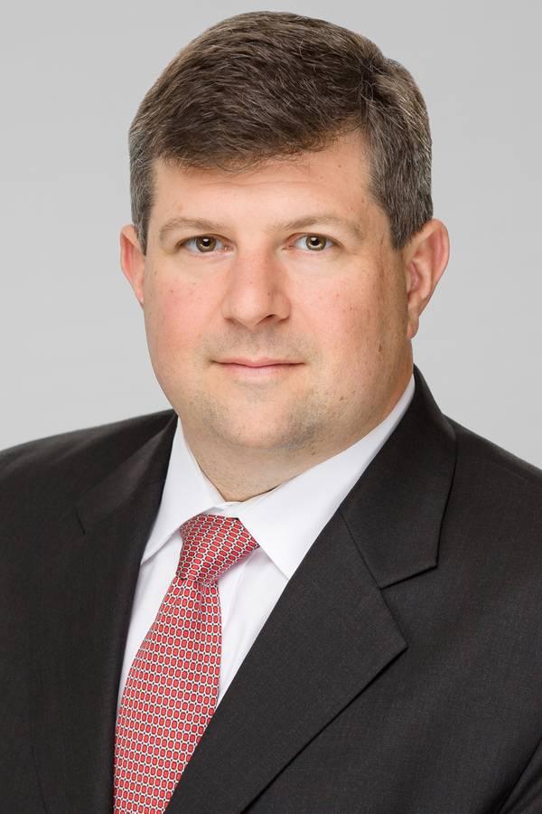سكوت بيرجيرون ، المدير التنفيذي لسجل ليبريان (الصورة: السجل الليبري)