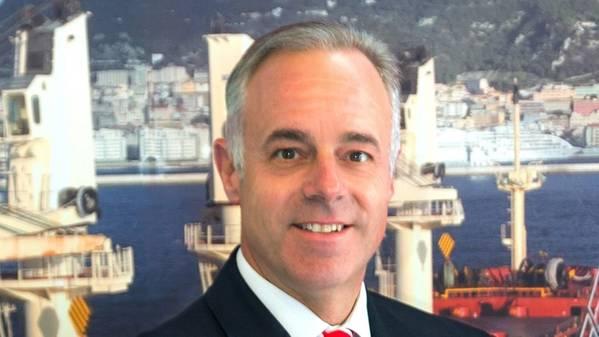 صورة بوب سانغوينتي: UK Chamber of Shipping