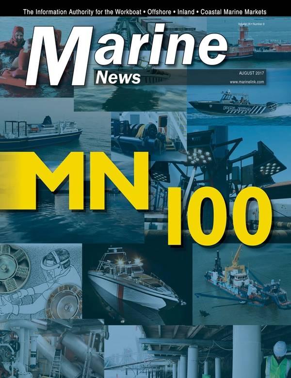 صورة ملف لغطاء طبعة MN100 في العام الماضي. هل شركتكم واحدة من أفضل 100 شخص في هذا الفضاء؟ دعنا نعرف.