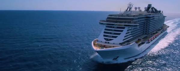 صورة: MSC Cruises SA