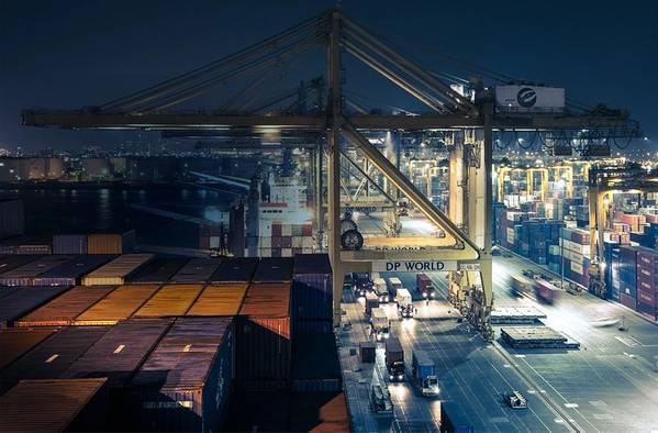 صور: موانئ دبي العالمية