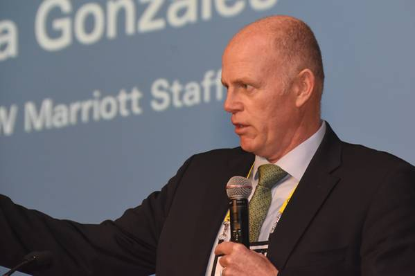 يشرح مايك كوريجان ، الرئيس التنفيذي لشركة Interferry ، سبب استعداد جمعية التجارة العالمية لنقل عملها إلى المستوى التالي.
