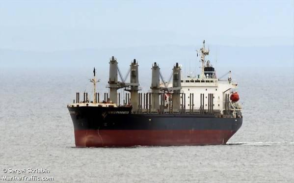 जेनको ने 1 999 से निर्मित जेनोको प्रगति को अपने बेड़े नवीकरण योजना के हिस्से के रूप में बेचा है (© सर्गेई स्काईबिन / MarineTraffic.com)
