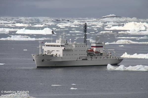 फ़ाइल फोटो: © Matthias Weisheit / MarineTraffic.com