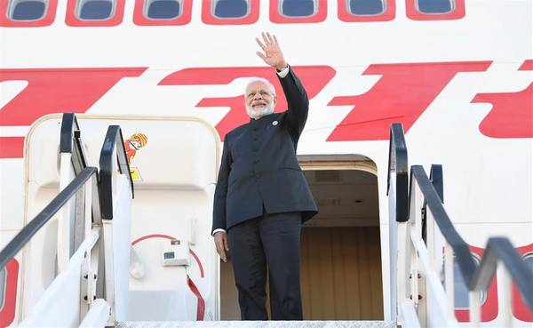 インド総理大臣Narendra Modi写真:プレス情報局