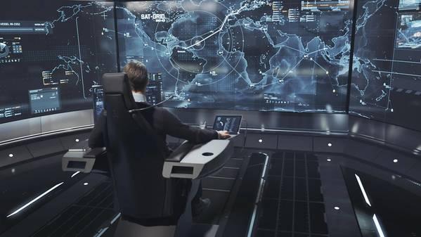 ロールスロイス・マリンは、自律航行のための技術開発の最先端にあります。画像:Copyright Rolls-Royce Marine