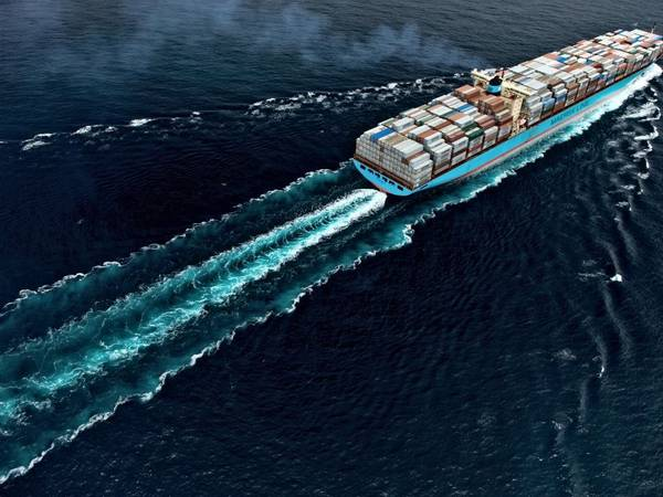 写真提供:Maersk