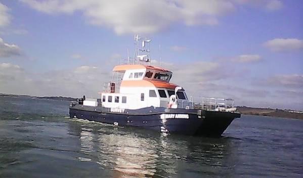 写真:Blyth Catamarans Ltd