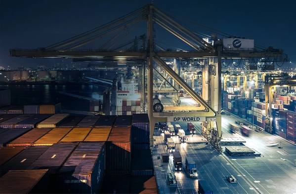 写真:DP World