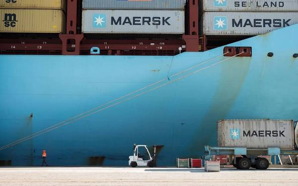 写真:Maersk Group