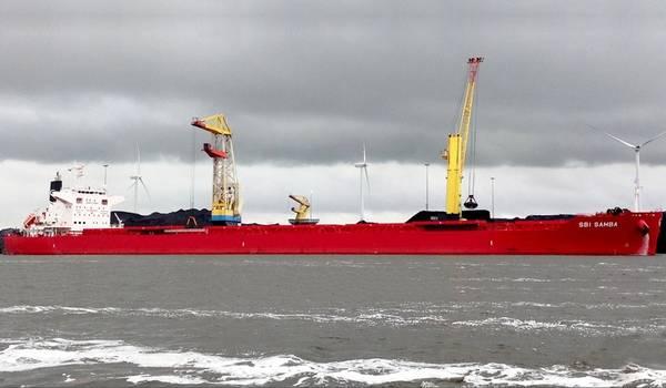 图片:天蝎座散货船