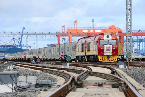 图片:肯尼亚港务局
