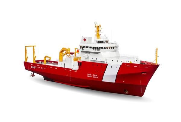图片:Seaspan造船厂