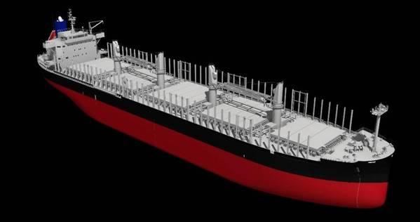 文件图片:常石造船有限公司