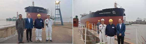 照片:新时代造船公司