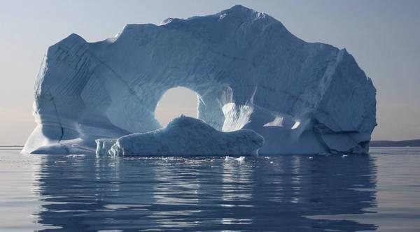 照片:无HFO的北极