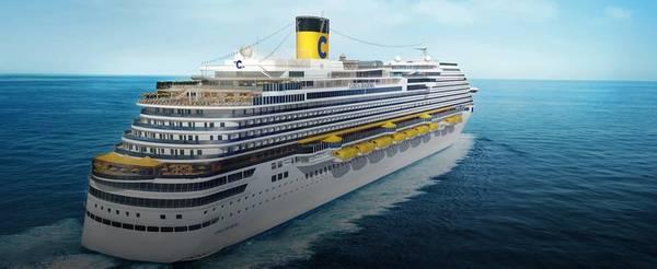 照片:Costa Cruises