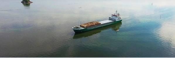 照片:ESL Shipping