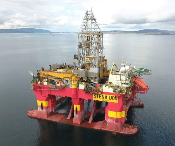 照片:Stena Drilling Limited