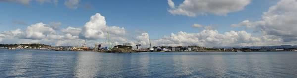 風力発電所は、ノルウェーのスタヴァンゲルの近くに位置する70のSiemens Gamesa 4.2MWタービンで構成されています。画像:DNV GL