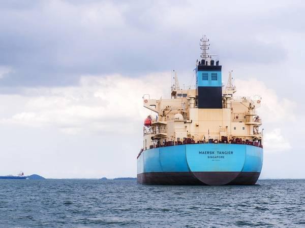 (ファイル写真:Maersk Tankers)