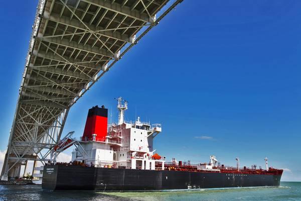 (文件图片:Port Corpus Christi)