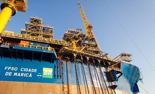 (文件照片由Petrobras提供)