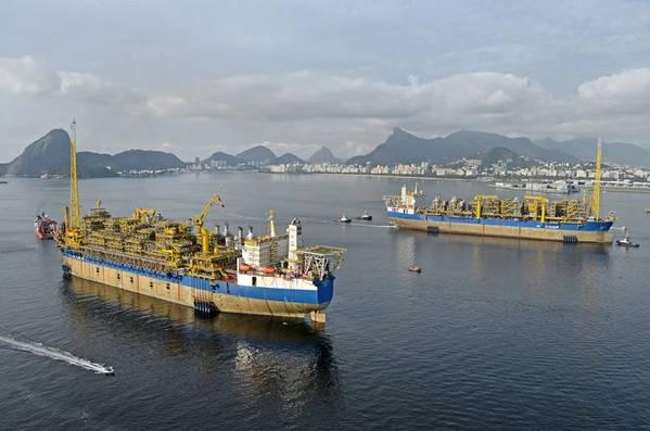 (档案照片:SBM Offshore)