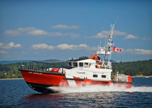 (Αρχείο αρχείου: Canadian Coast Guard)