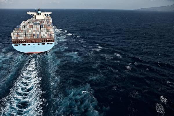 (Αρχείο φωτογραφιών: Maersk Line)