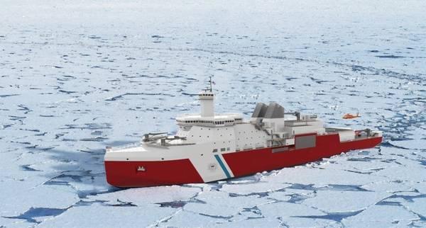 (Εικόνα: VT Halter Marine / Designer: Τεχνολογικοί Συνεργάτες, Inc.)