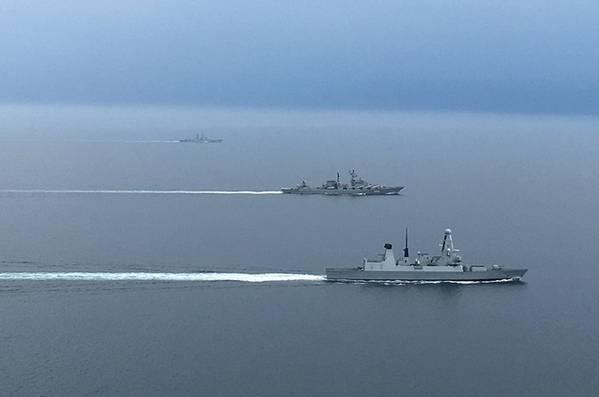 (Φωτογραφία: Βασιλικό Ναυτικό)