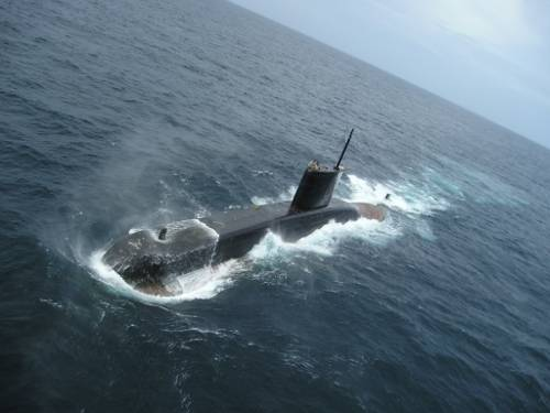 (Файл фото: ВМС Индии)