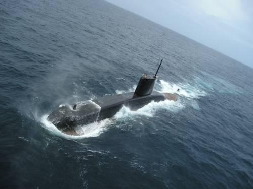 (Datei Foto: Indische Marine)