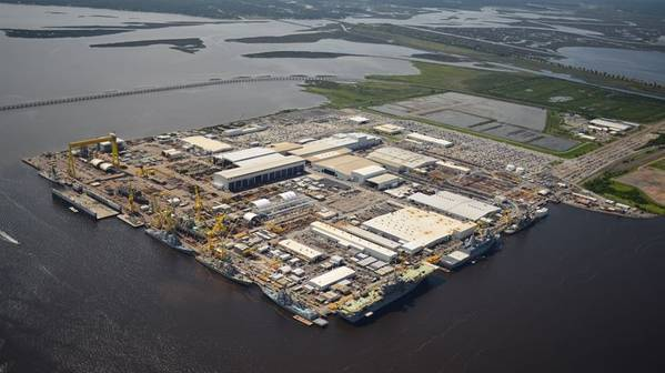 (Foto: Ingalls Shipbuilding)