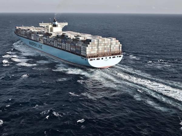 (Foto: AP Moller-Maersk)