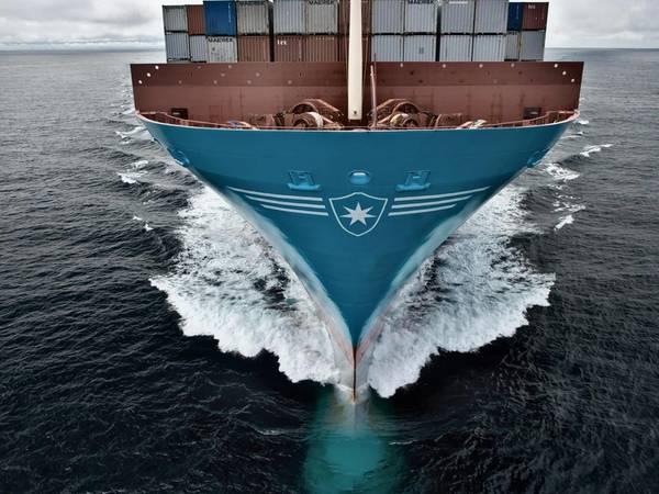 (Foto de archivo: Maersk Line)