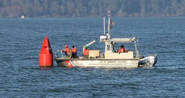 (Foto de arquivo: Trevor Lilburn, Guarda Costeira dos EUA)