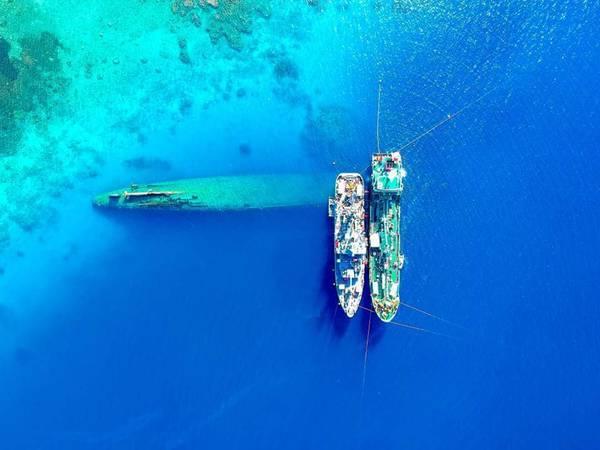 (Foto de la marina estadounidense por LeighAhn Ferrari)