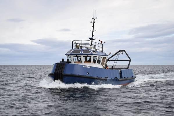 Acamar (Фото: Macduff Ship Design)