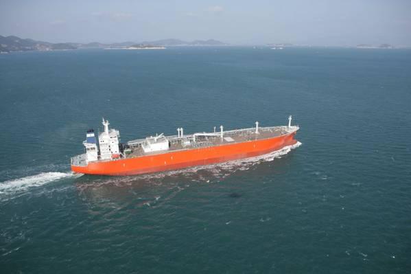 Exmarの艦隊には既に、ここに描かれているようないくつかのVLGCが含まれています。この2つの新造船は、LpGを搭載した二重燃料のMAN B&W 6G60ME-LGIPエンジン(Photo:MAN Diesel&Turbo)