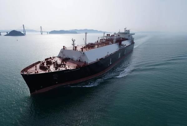 Bild: Flex LNG