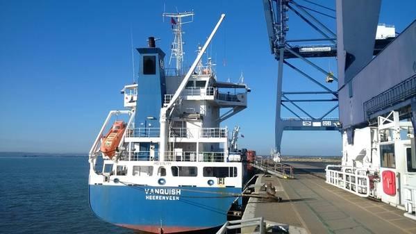 Bild: Hutchison Ports London Thamesport