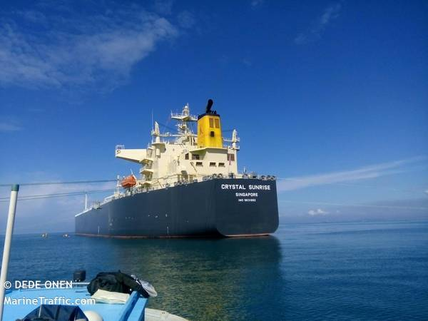 © DEDE ONEN / MarineTraffic.com