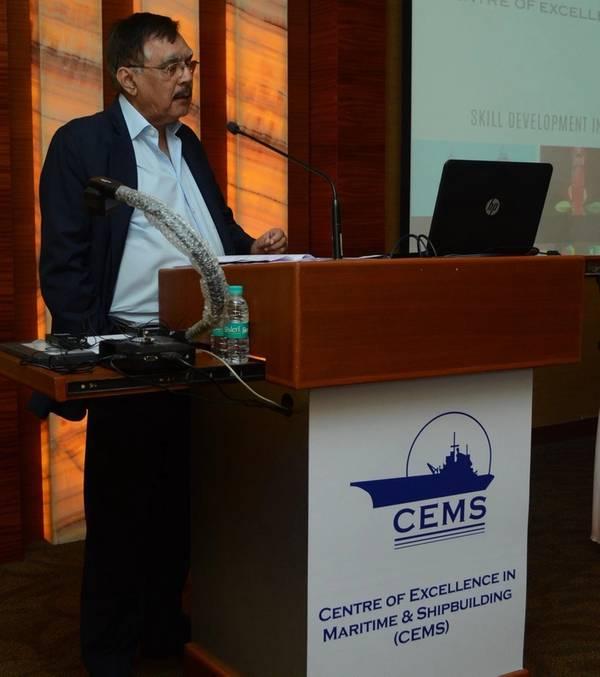 Foto: Centro de Excelencia en Marítimo y Construcción Naval (CEMS)