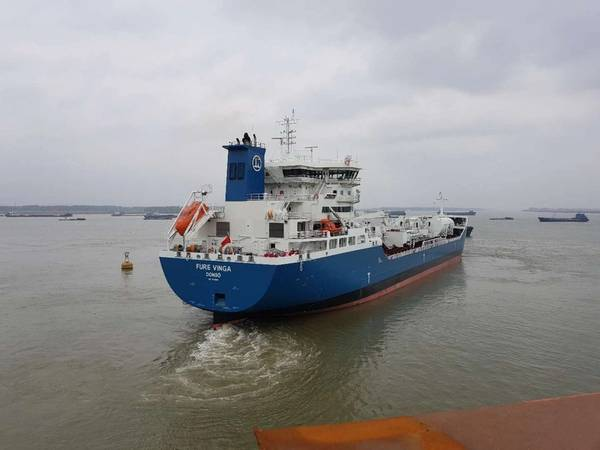 Foto: Gothia-Tanker-Verbindung