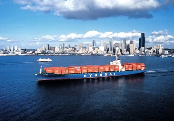 Foto: Hyundai Merchant Marine Co