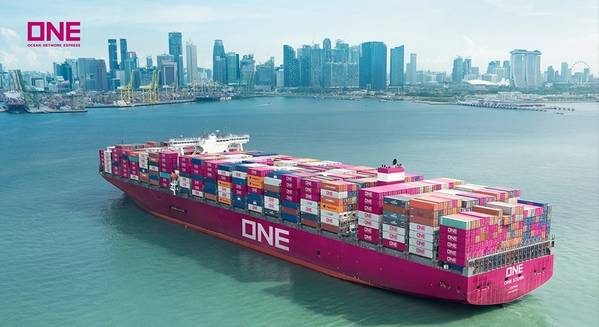 Foto: Ocean Network Express Pte. Ltd. (UM)
